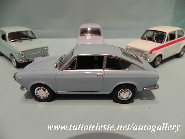 Modellini Fiat 850