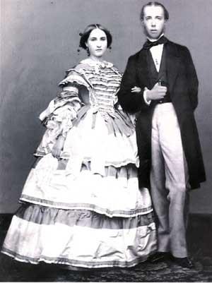 Massimiliano e Carlotta