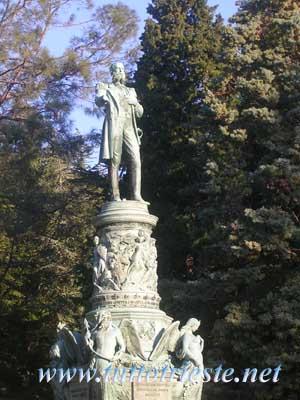 Statua di Massimiliano