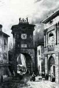 Torre del Mandracchio detta anche dell'Orologio detta anche del Porto